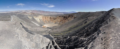 Ubehebe Crater Stock Images