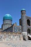 Ubekistan,撒马而罕 免版税库存照片