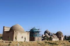 Ubekistan,撒马而罕 库存图片
