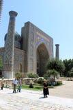 Ubekistan, Σάμαρκαντ Στοκ εικόνες με δικαίωμα ελεύθερης χρήσης