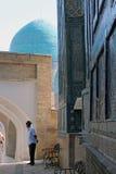 Ubekistan, Σάμαρκαντ Στοκ εικόνα με δικαίωμα ελεύθερης χρήσης