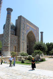 Ubekistan, Samarkand Imagens de Stock Royalty Free