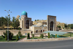 Ubekistan, Samarkand Fotografia de Stock Royalty Free