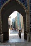 Ubekistan, Samarkand Imagens de Stock