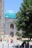 Ubekistan, Samarkand Royalty Free Stock Images