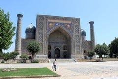 Ubekistan, Samarkand Stock Image