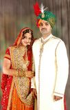 ubioru pary hindusa ślub Obrazy Stock
