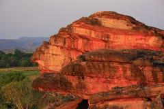Ubirr, национальный парк kakadu, Австралия Стоковая Фотография