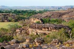 Ubirr, национальный парк Kakadu Стоковое Изображение