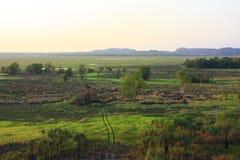 Ubirr, kakadu national park, australia Stock Photos