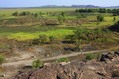 Ubirr, kakadu national park, australia Stock Image