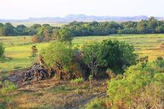 Ubirr, kakadu Nationalpark, Australien Stockfotos