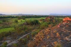 Ubirr, kakadu Nationalpark, Australien Stockfotografie
