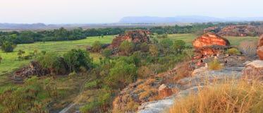 Ubirr, parque nacional del kakadu, Australia Fotografía de archivo