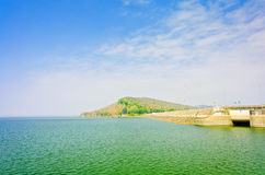 Ubolrat dam, Thailand Royalty Free Stock Photos