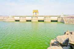 Ubolrat dam, Thailand Royalty Free Stock Image