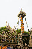 Ubonratchathani, Tailandia - 12 luglio: Festival della candela della Tailandia sopra Immagini Stock