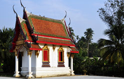Ubosot at Wat Pho En Royalty Free Stock Photo