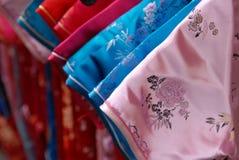 ubrania do sklepu Zdjęcia Royalty Free