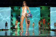 ubrania show Obrazy Royalty Free
