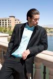 ubranie biznesmena obraz royalty free