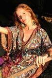 ubraniowa etniczna kobieta Obraz Stock