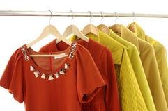 ubraniowa moda Obraz Royalty Free