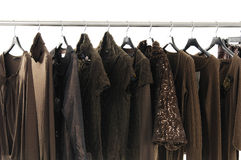 ubraniowa moda Fotografia Stock