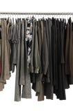 ubraniowa moda Zdjęcie Stock