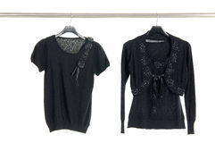 ubraniowa moda Obraz Stock