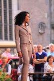 ubraniowej mody formalny wzorcowy biurowy seans Zdjęcie Stock