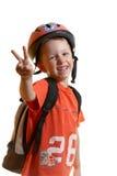ubraniowy dzieciaka sporta target862_0_ Fotografia Royalty Free