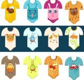 ubraniowy set Fotografia Stock
