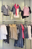 ubraniowy sklep obrazy royalty free