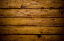 być ubranym nawierzchniowy drewno Obraz Stock