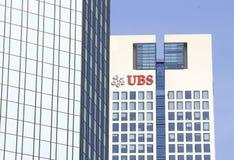 UBS fotos de archivo libres de regalías