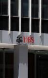 UBS lizenzfreies stockbild