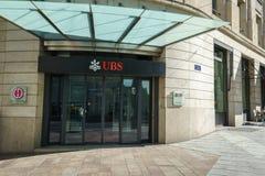 UBS bank Stock Photo