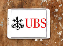 Ubs bank logo Stock Photo