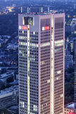 UBS Bank skyscraper in Frankfurt Main, Germany Stock Photo