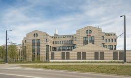 UBS byggnad i Glattbrugg Royaltyfria Foton
