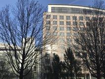 UBS-Hauptsitze in Stamford Connecticut stockbild
