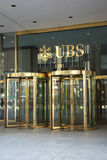 UBS-Hoofdkwartier royalty-vrije stock afbeeldingen