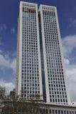 UBS Skyscraper in Frankfurt on the Main, Germany Stock Photo