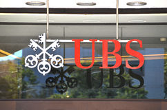UBS, Switzerland Royalty Free Stock Photography