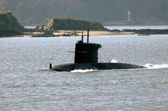 ubåt Royaltyfria Bilder