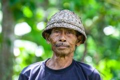 Ubud, Bali, Indonésia - em março de 2015 fotografia de stock royalty free