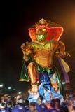Celebraciones de Nyepi Foto de archivo