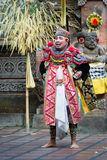 Traditional classical Barong theatre show on Bali Stock Photos