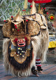 Traditional classical Barong theatre show on Bali Royalty Free Stock Images